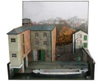 LY02 Scalescenes Canal Wharf Boxfile Layout Kit Card & Materials Pack